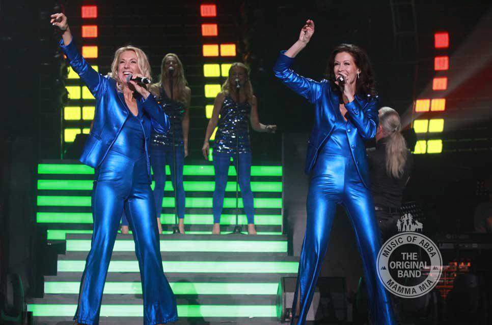 The Original Band – Music of ABBA…